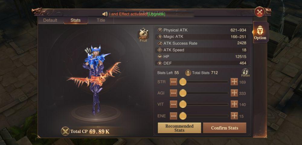 mu archangel hero upgrade