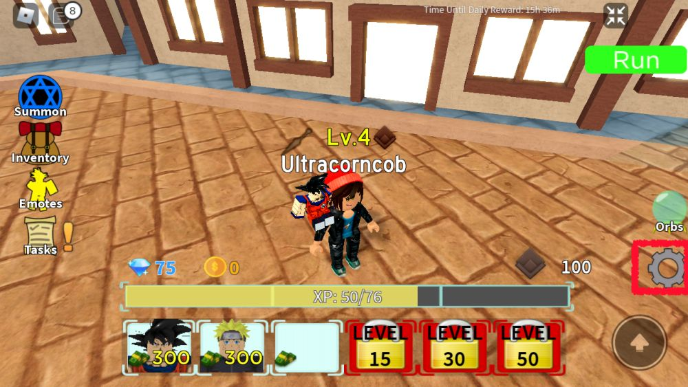 roblox all star tower defense codes step 2