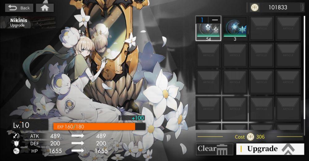 alchemy stars unit upgrade