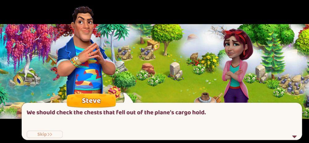 bermuda adventures chests