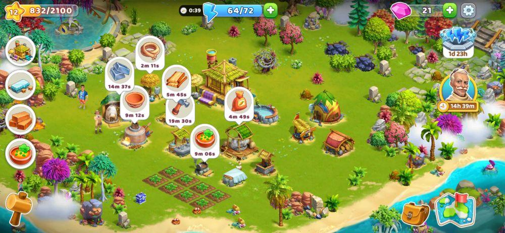 bermuda adventures island layout