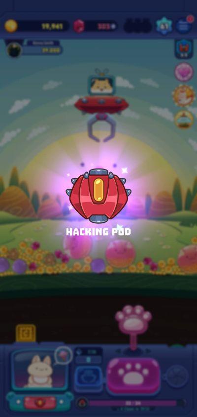 claw stars hacking pod