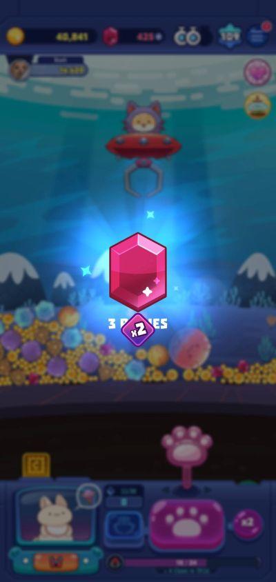 claw stars rewards multiplier
