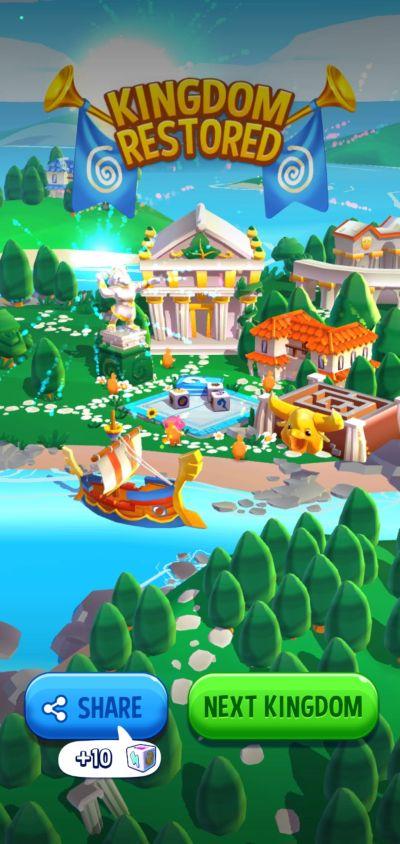 dice dreams kingdom restored