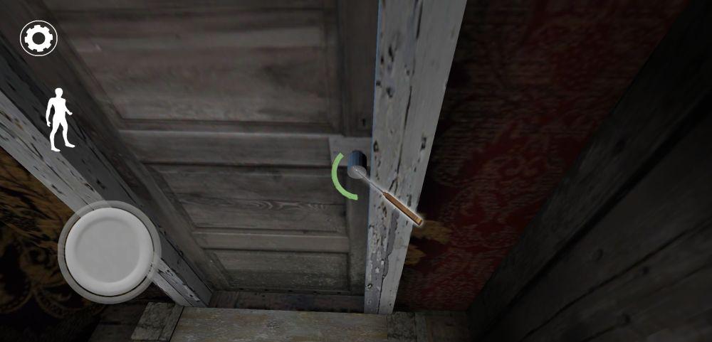 opening the door in granny 3