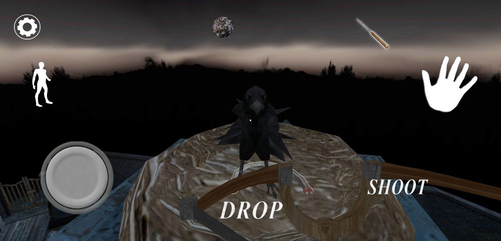 granny 3 raven