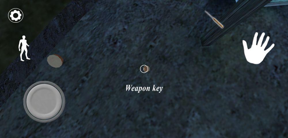 granny 3 weapon key