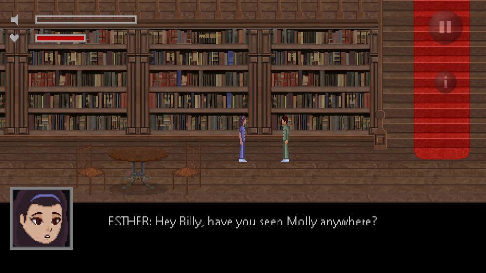 mr. hopp's playhouse 2 billy