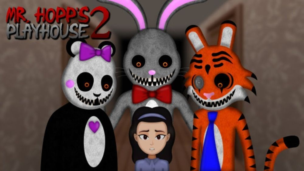 Mr. Hopp's Playhouse 2 Walkthrough: A Complete Guide to Escape the Clutches of the Repulsive Rabbit