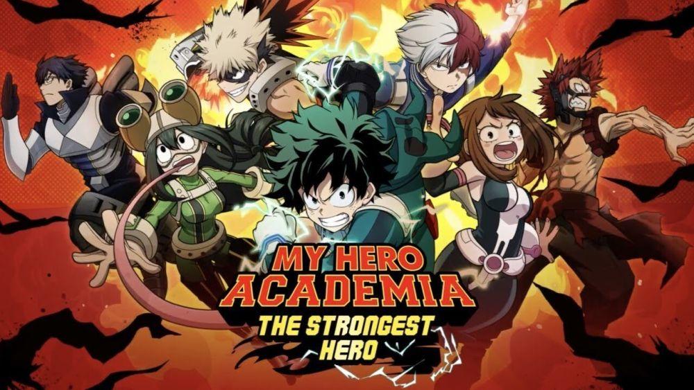 my hero academia the strongest hero tier list