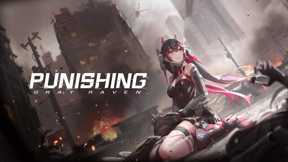 Punishing: Gray Raven Beginner's Guide: Tips, Tricks & Strategies to Assemble a Powerful Team and Reclaim the Earth