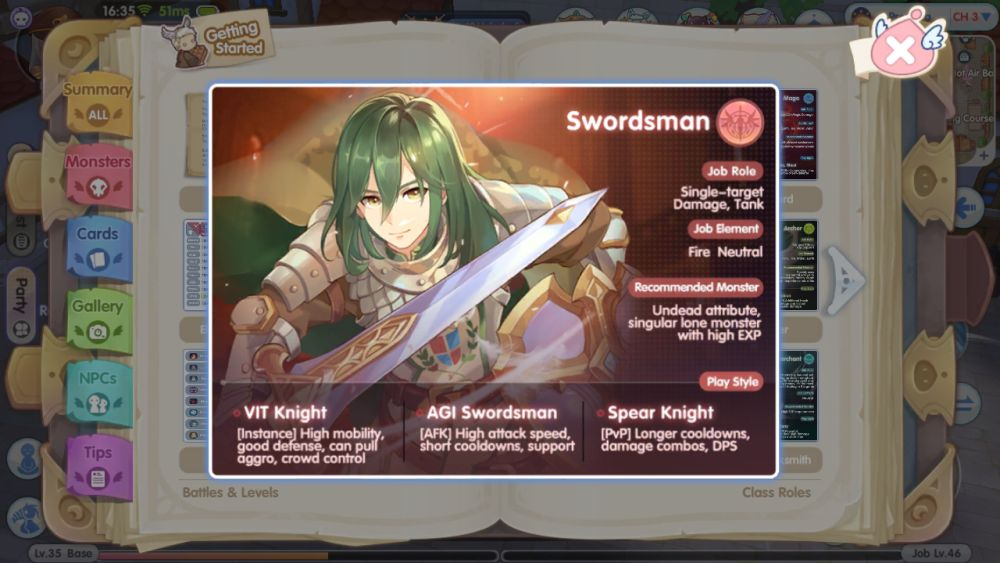 swordsman ragnarok x next generation