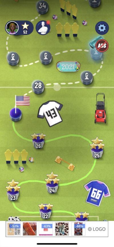 soccer super star levels