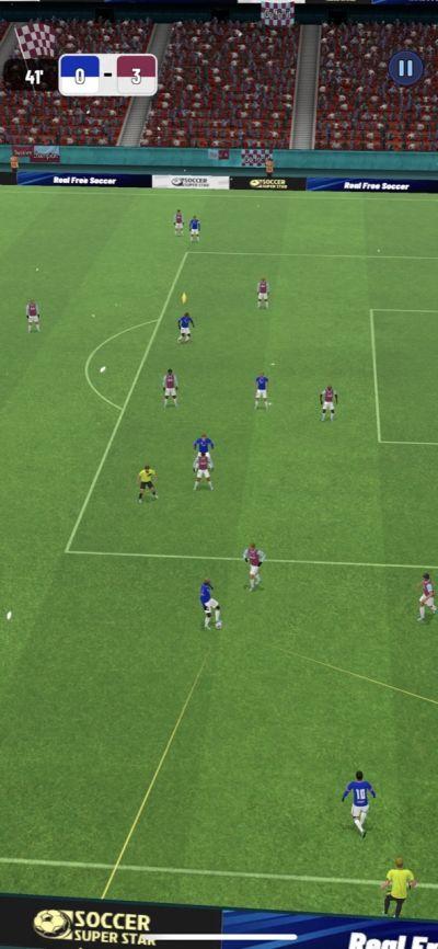 soccer super star multiple goals