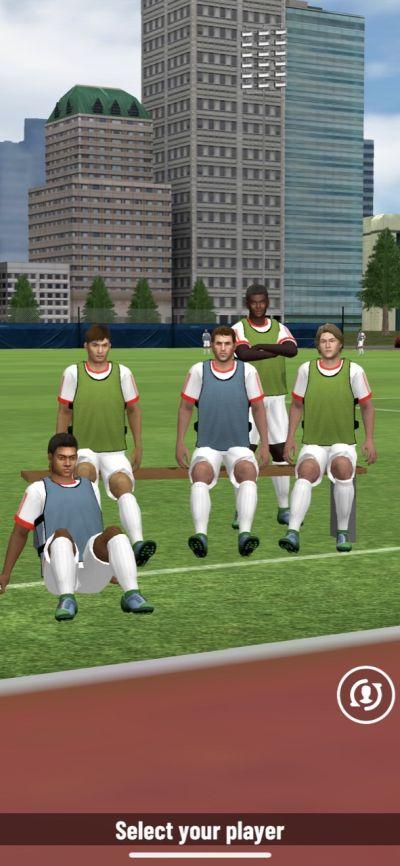 soccer super star player selection