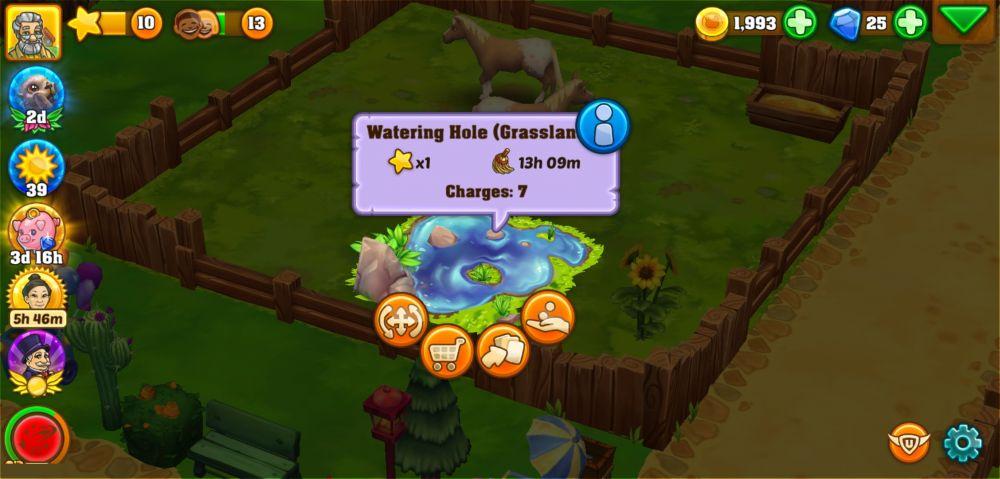zoo 2 animal park watering hole
