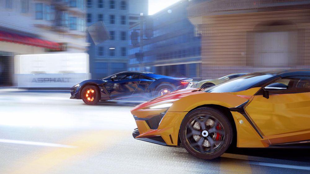 asphalt 9 legends game modes