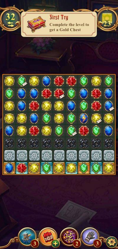 clockmaker black gems