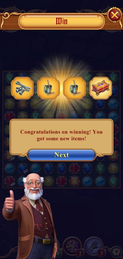 getting new items in clockmaker