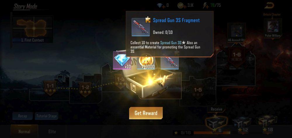 contra returns spread gun 3s fragment