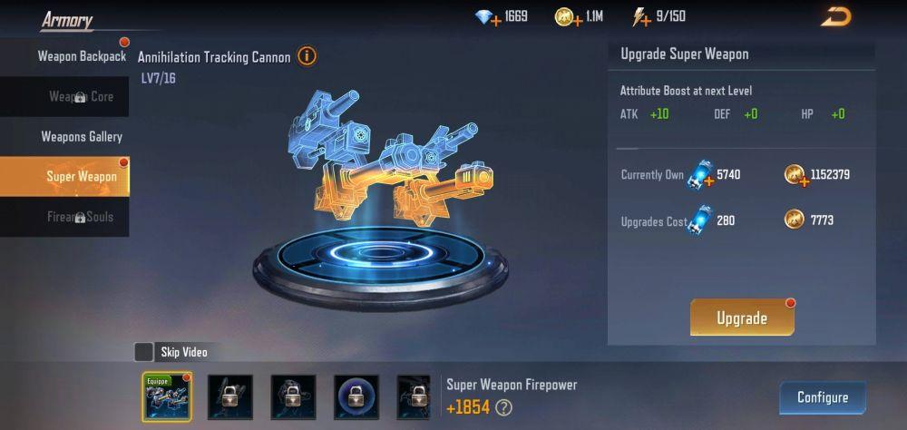 contra returns super weapon upgrade