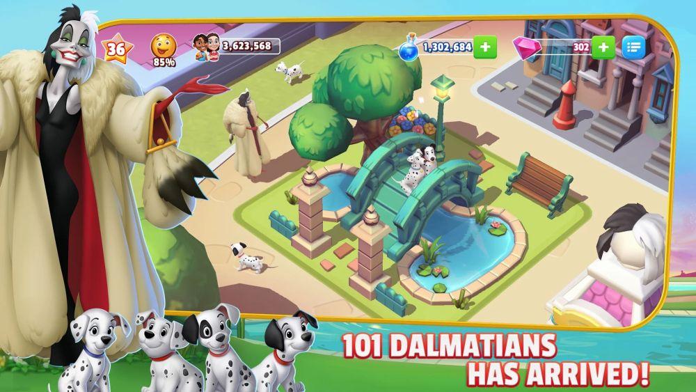 disney magic kingdoms 101 dalmatians