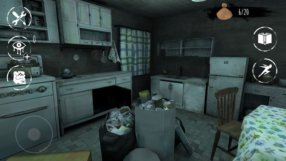 eyes the horror game kitchen
