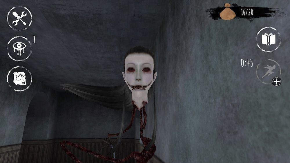 eyes the horror game krasue