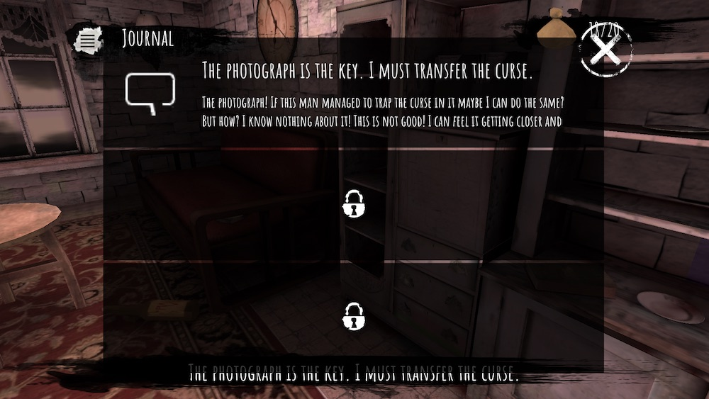 eyes the horror game lore