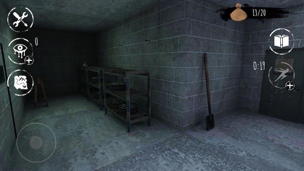 eyes the horror game storeroom
