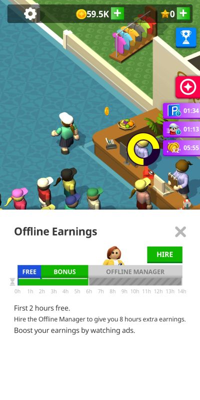 idle golf club manager tycoon offline earnings
