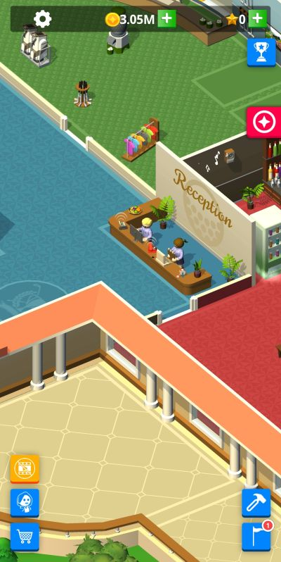 idle golf club manager tycoon profit multiplier