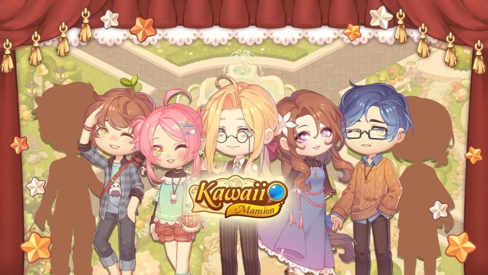 kawaii mansion guide