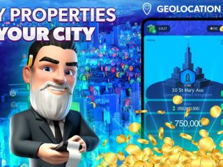 Landlord GO Is Reality Games' Real Estate Tycoon Game That Now Lets You Buy Limited Shares of Cities