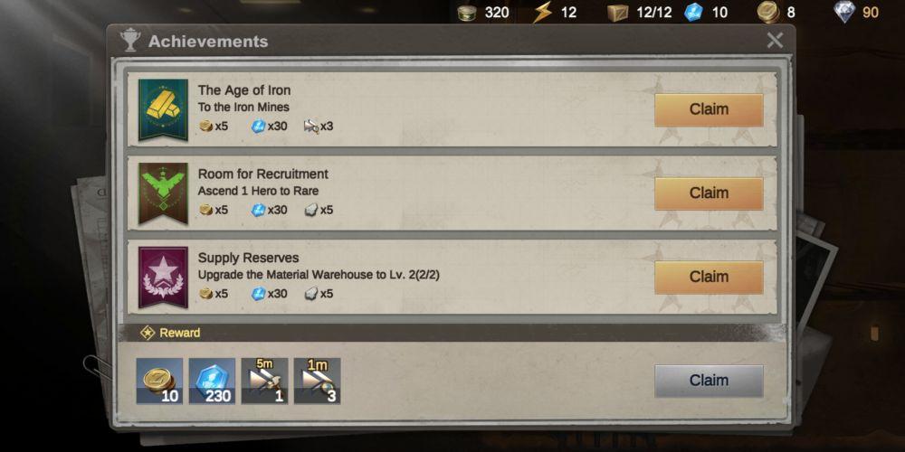 last fortress underground achievements