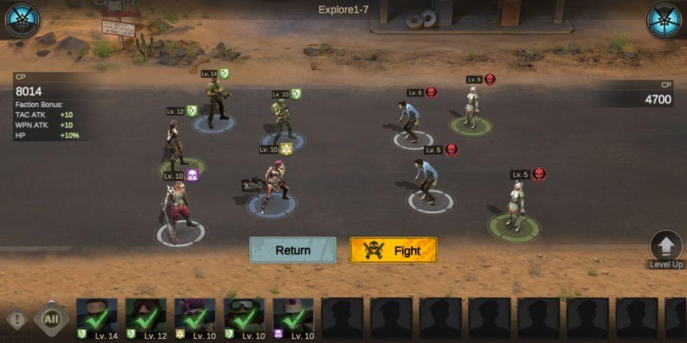 last fortress underground fight