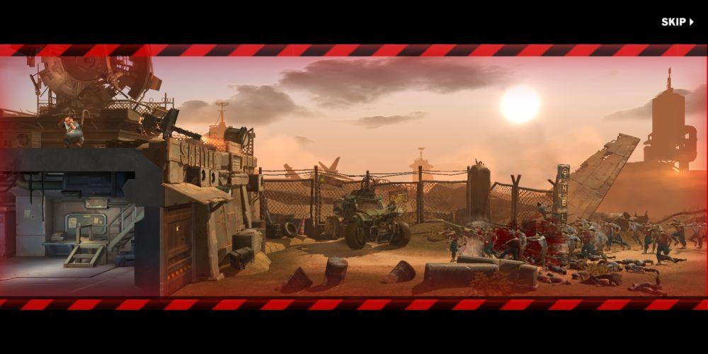last fortress underground zombie horde