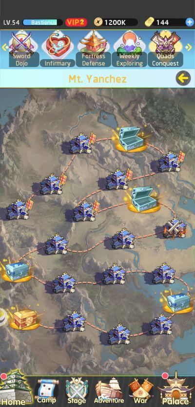 lost in paradise waifu connect quads conquest