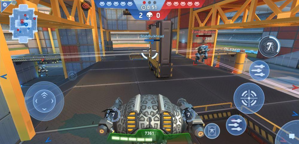 mech arena robot showdown deathmatch