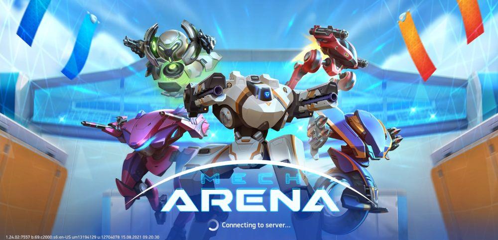 mech arena robot showdown intro