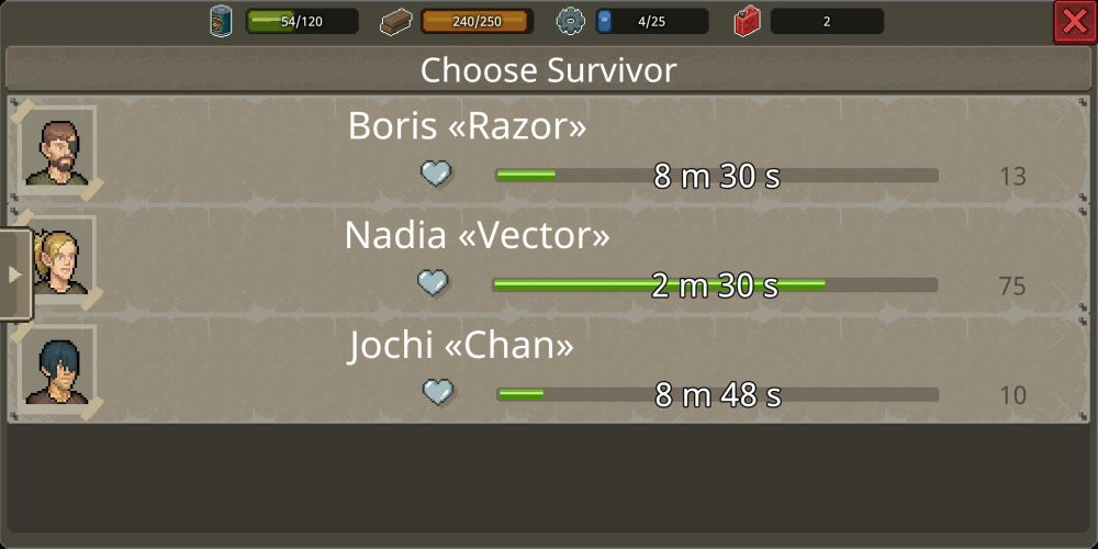 mini dayz 2 survivor
