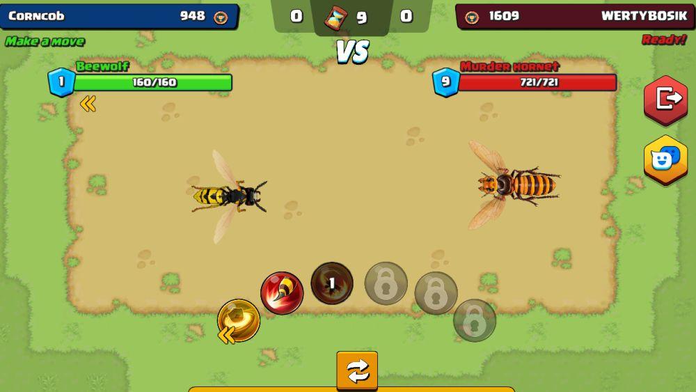losing in pocket bees
