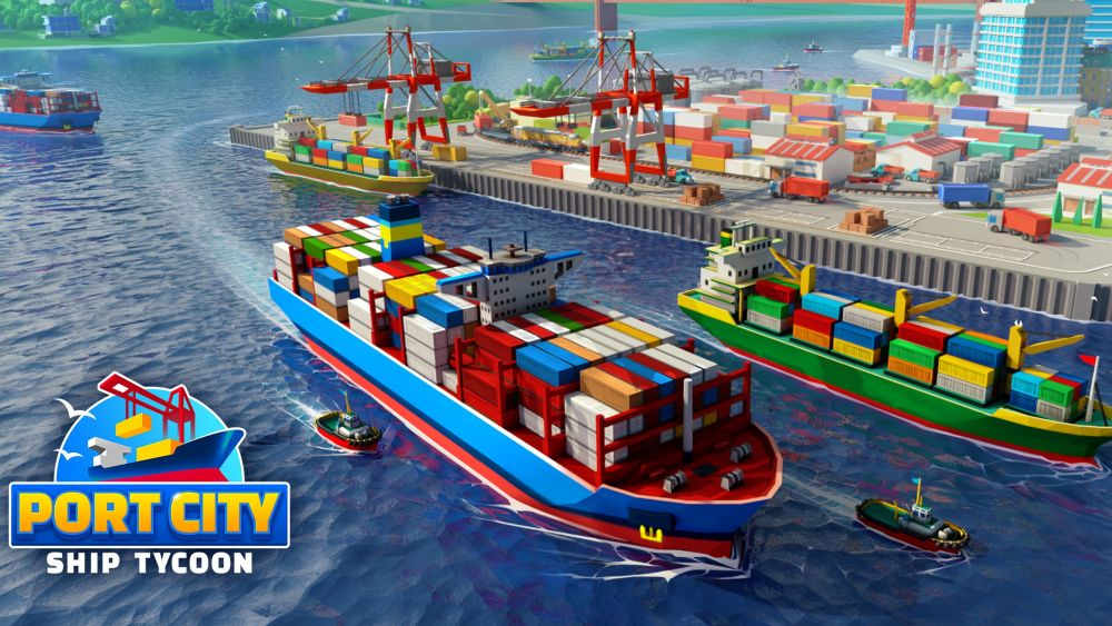 port city ship tycoon guide