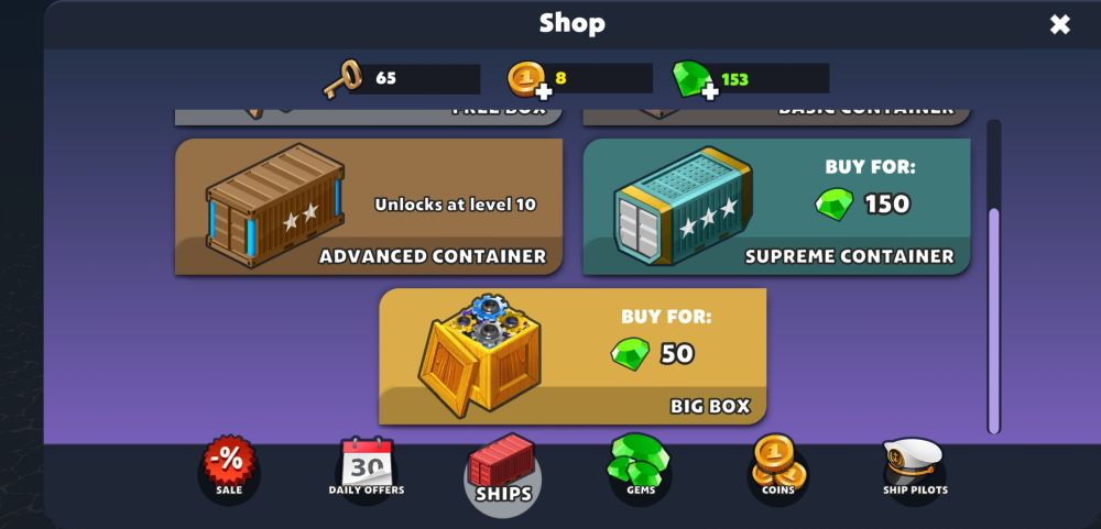 how to spend gems in port city ship tycoon
