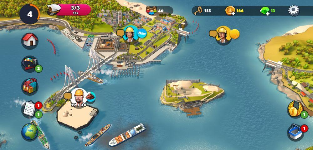 port city ship tycoon tips