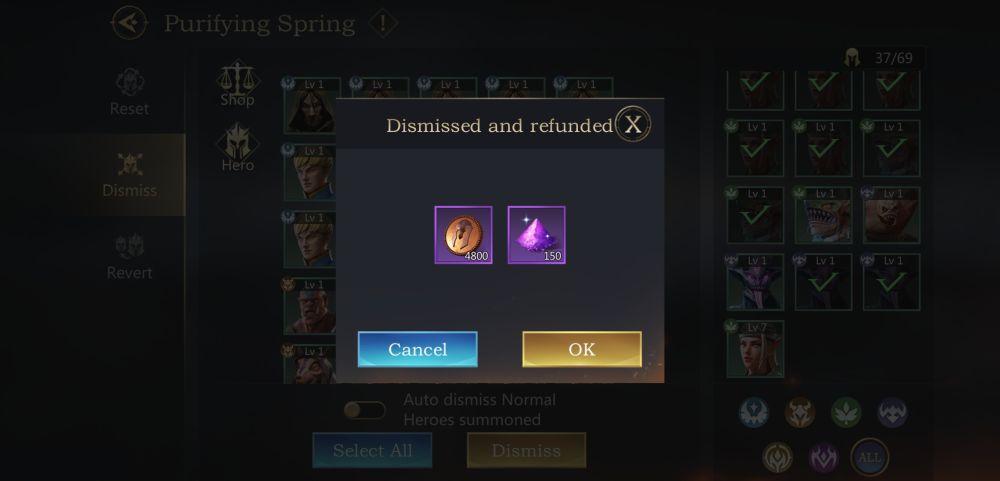 rage of destiny rank reset