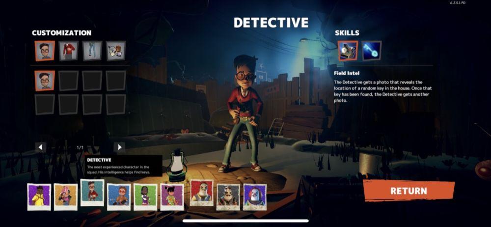 secret neighbor detective