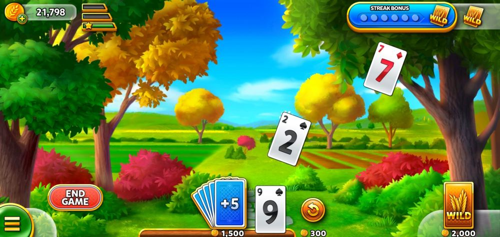 solitaire grand harvest booster