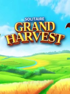 solitaire grand harvest guidee