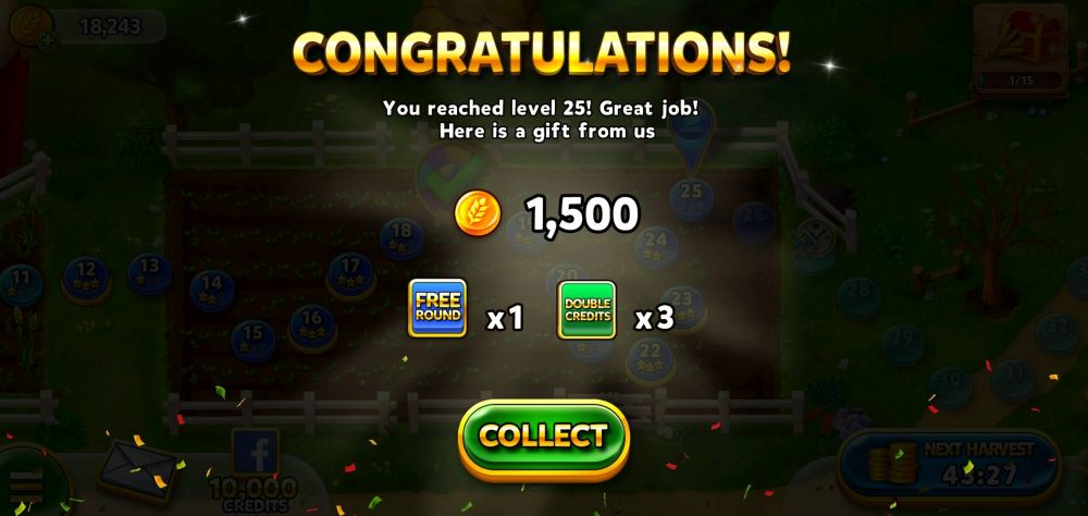 solitaire grand harvest prize